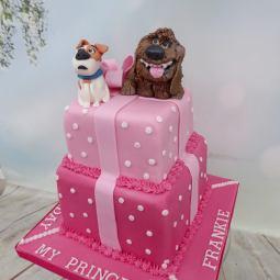 max and duke cake